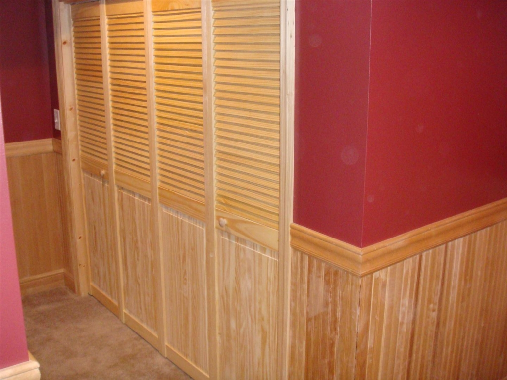 Basement refinishing ac wood berkshire country contracting - Refinishing basement ideas ...