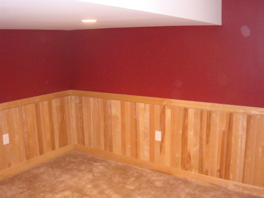 Basement Refinishing Ac Wood Berkshire Country Contracting