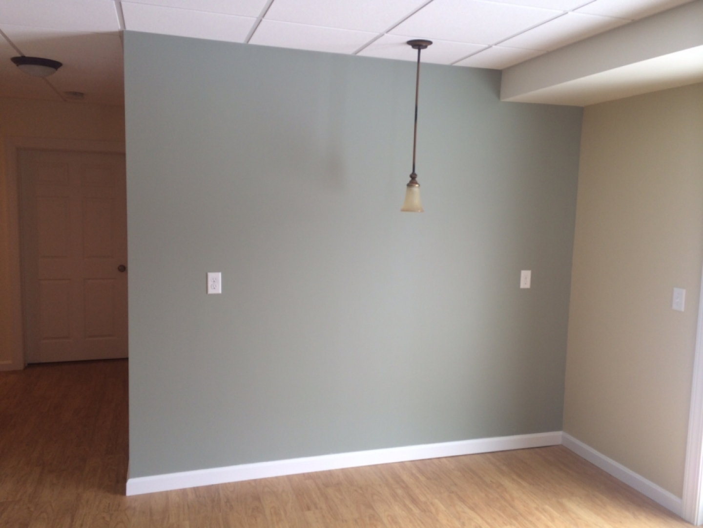 Basement refinishing ac wood contracting - Refinishing basement ideas ...