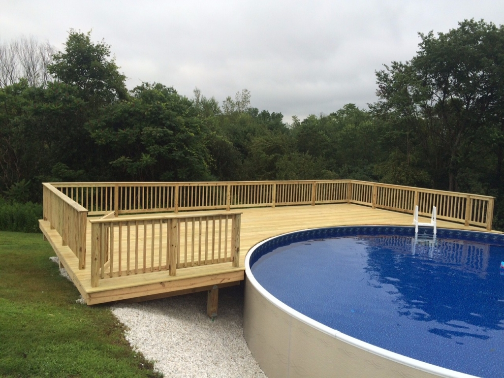 Custom Decks Amp Porches Ac Wood Berkshire Country Contracting